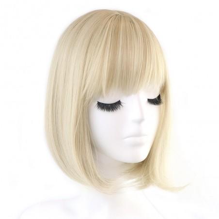 Blond Kort peruk