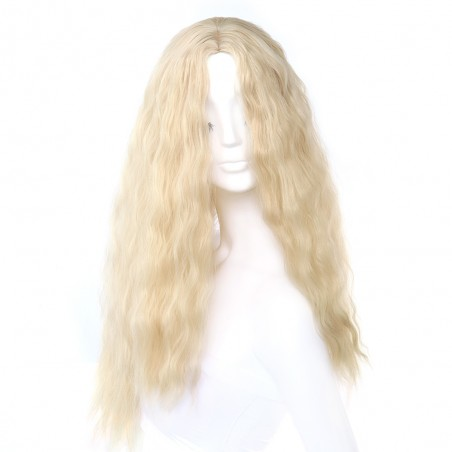 Laura - Guld Blond Lockig